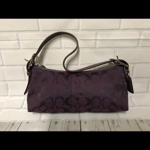 Women's coach handbag